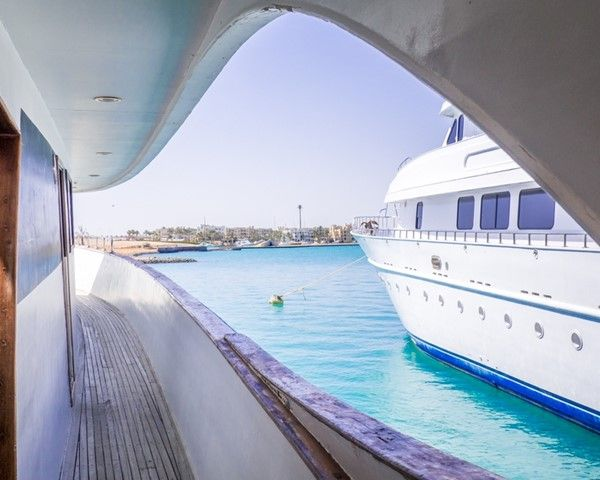 DIVING BOATS Marsa Alam