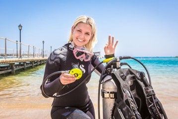 padi courses port ghalib