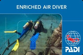 Enriched Air Diver