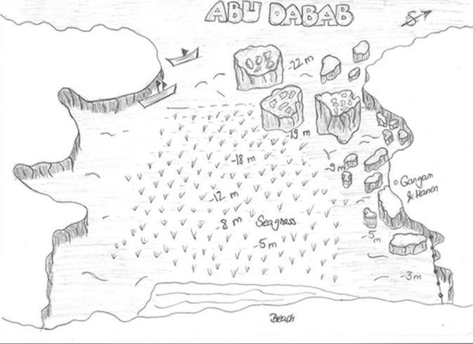 port ghalib divesites   abu dabbab